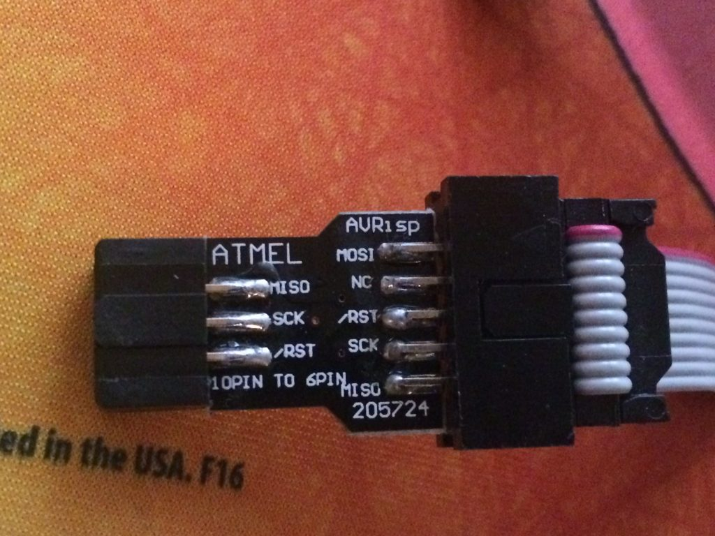Using Atmel Studio to program chips | MARK FRANCOMBE